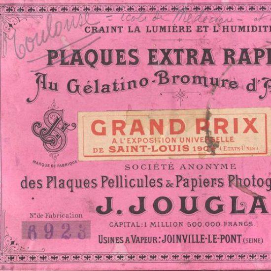 Boîte ancienne, collections du muséum de Toulouse