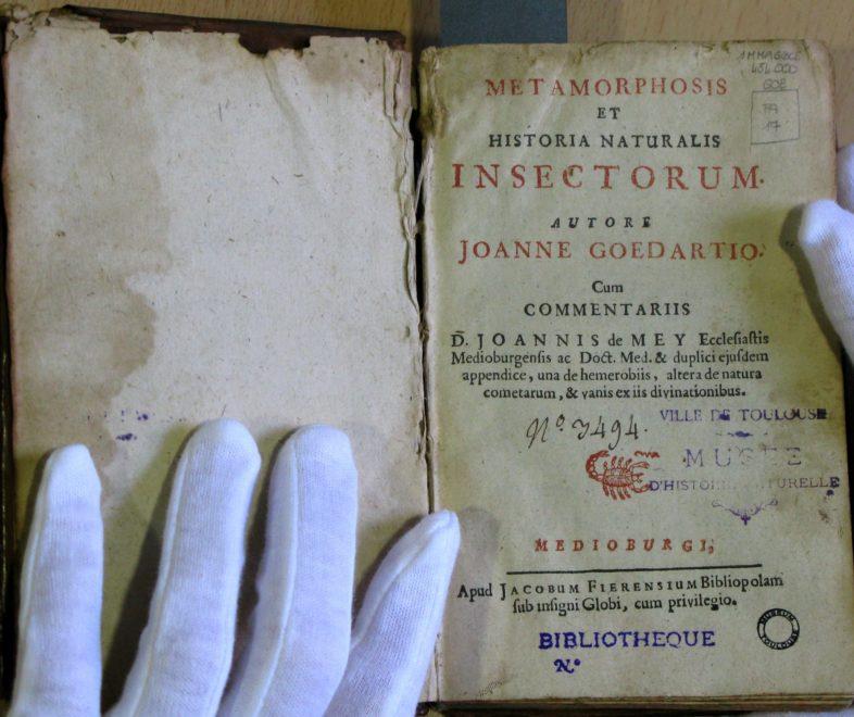 L'ouvrage le plus ancien conservé à la bibliothèque du muséum de Toulouse