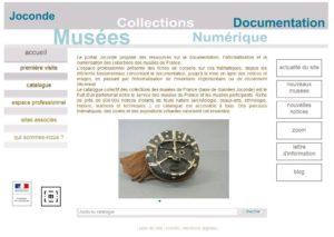 Base Joconde des musées de France