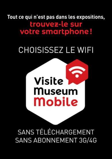 Visite mobile au muséum