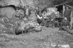 Photographie de fouilles à L'Herm, collections du muséum de Toulouse