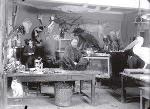 Atelier de Bonhenry, Archives Municipales de Toulouse, cote 51FI1206