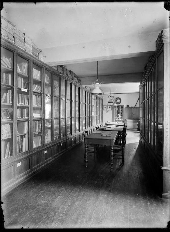 Ancienne bibliothèque du muséum de Toulouse