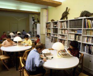 Bibliothèque enfantine du muséum de Toulouse