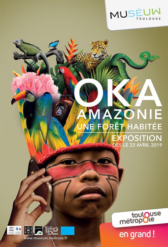 Exposition Oka Amazonie