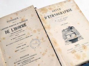 Revues remarquables, collections du muséum de Toulouse