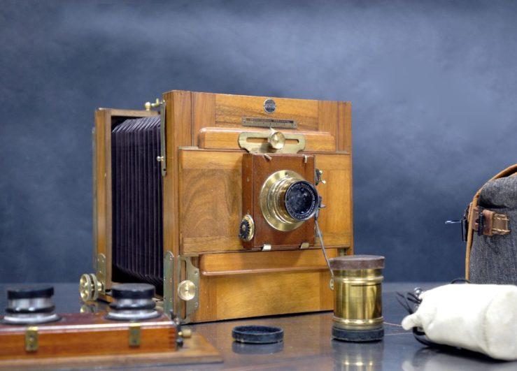 Matériel photographique, collections du muséum de Toulouse