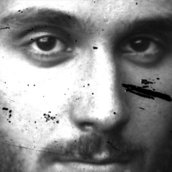 Plaque négative au collodion format 9x12, collections du muséum de Toulouse