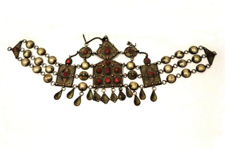 Bijou Kabyle, collections du muséum de Toulouse