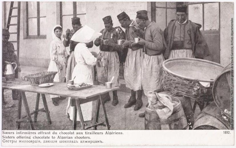 Carte postale, Archive départementales de Haute-Garonne