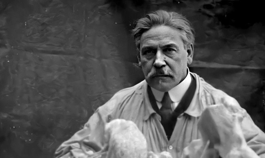 Philippe Lacomme, photogramme, collections du muséum de Toulouse